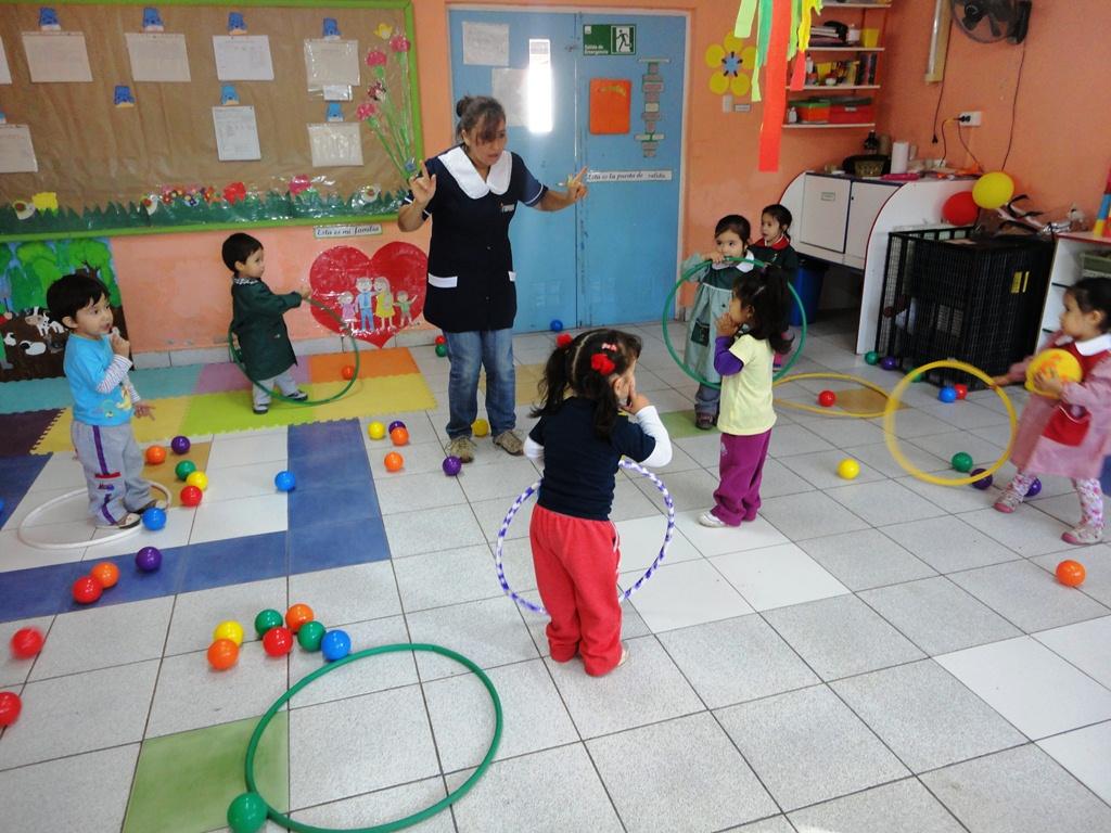 10 pasos para reconocer y elegir un buen jard n infantil o for Actividades para jardin maternal sala de 2