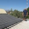 En Machali, pequeña empresa da ejemplo de ahorro energético
